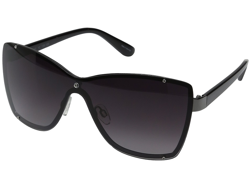 Ivanka Trump - 101-10 (Gunmetal) Fashion Sunglasses