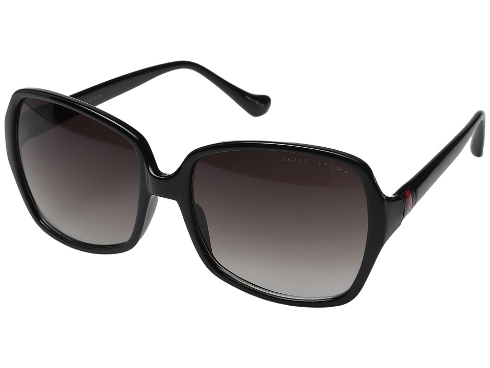 Ivanka Trump - 022-10 (Black) Fashion Sunglasses