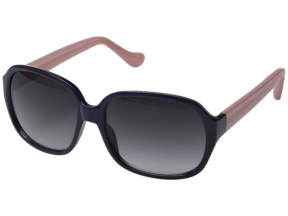 Ivanka Trump - 057-76 (Purple) Fashion Sunglasses
