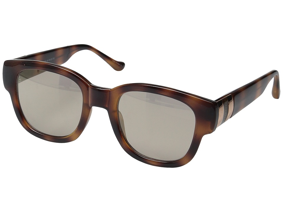 Ivanka Trump - 031-25 (Honey Tortoise) Fashion Sunglasses