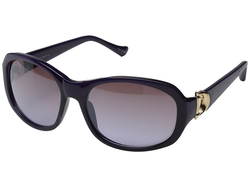 Ivanka Trump - 053-72 (Purple) Fashion Sunglasses