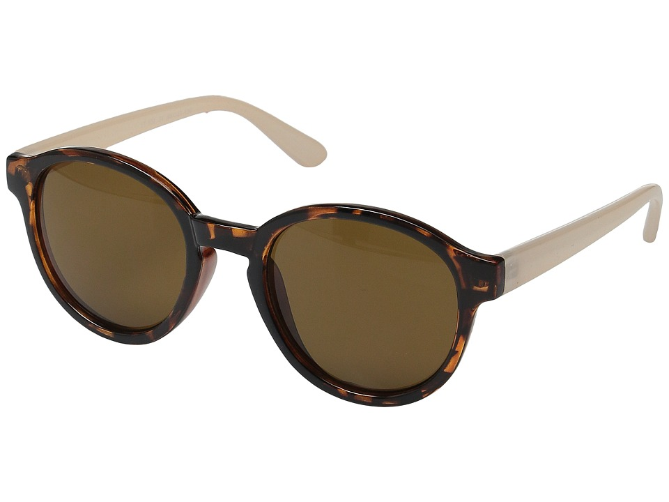 Ivanka Trump - 100-21 (Tortoise) Fashion Sunglasses