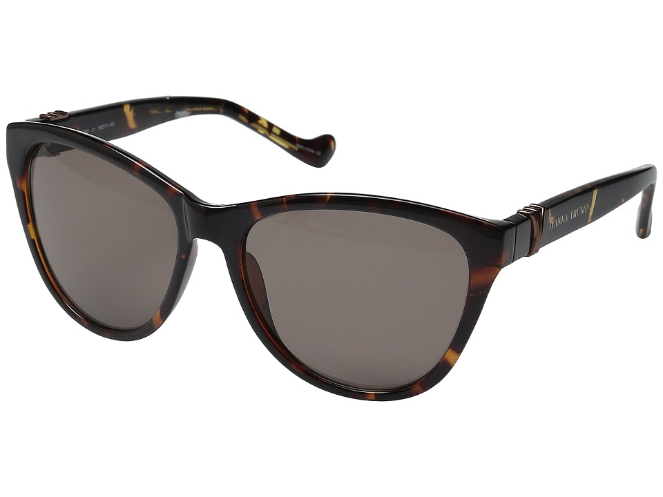 Ivanka Trump - 063-21 (Tortoise) Fashion Sunglasses
