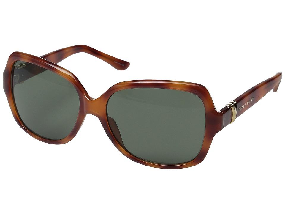 Ivanka Trump - 062-25 (Honey Tortoise) Fashion Sunglasses