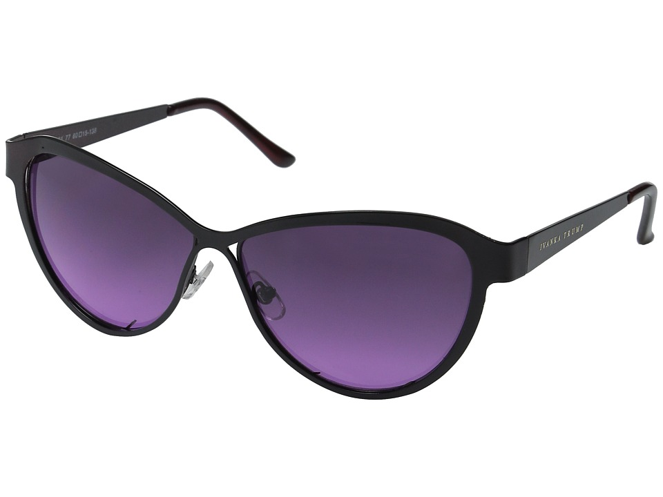 Ivanka Trump - 081-77 (Burgundy) Fashion Sunglasses