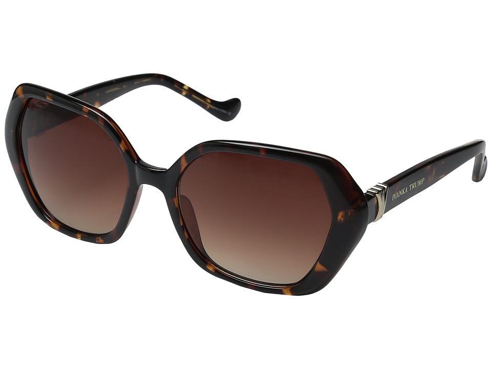 Ivanka Trump - 064-21 (Tortoise) Fashion Sunglasses