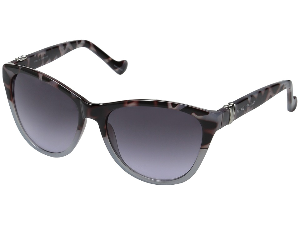 Ivanka Trump - 063-92 (Chambray Tortoise) Fashion Sunglasses