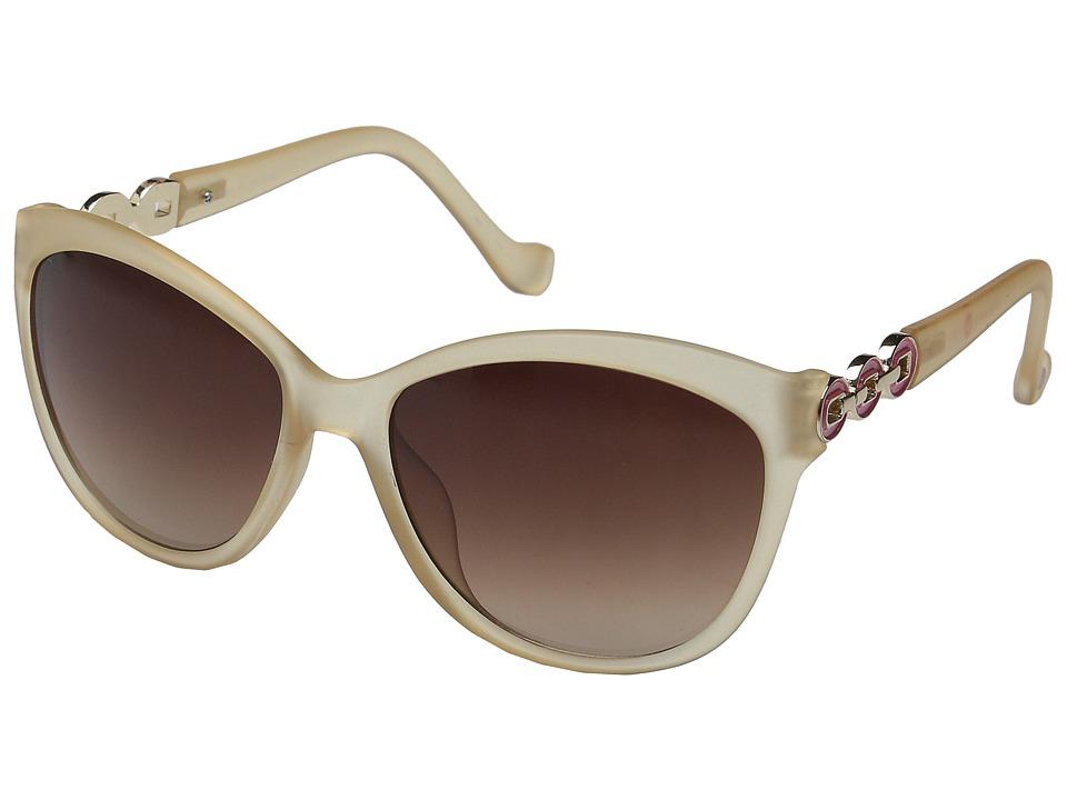Ivanka Trump - 024-51 (Tan) Fashion Sunglasses
