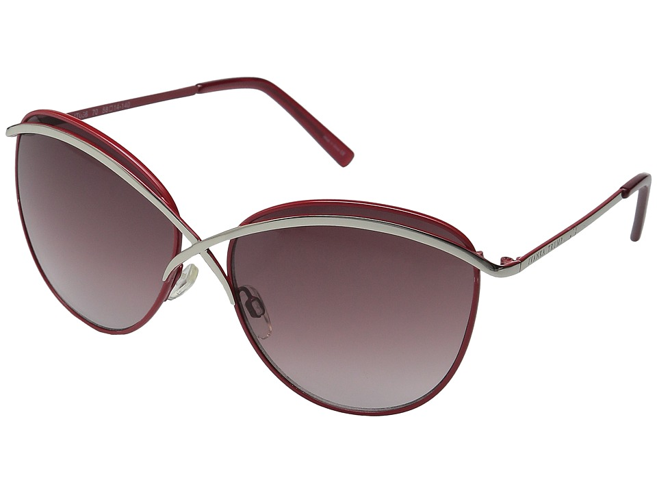 Ivanka Trump - 056-70 (Red) Fashion Sunglasses