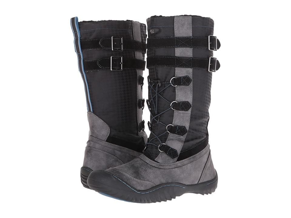 JBU - Whitney (Black) Women's Shoes