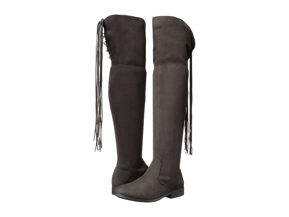 LFL by Lust For Life - Rascal (Grey) Women's Boots