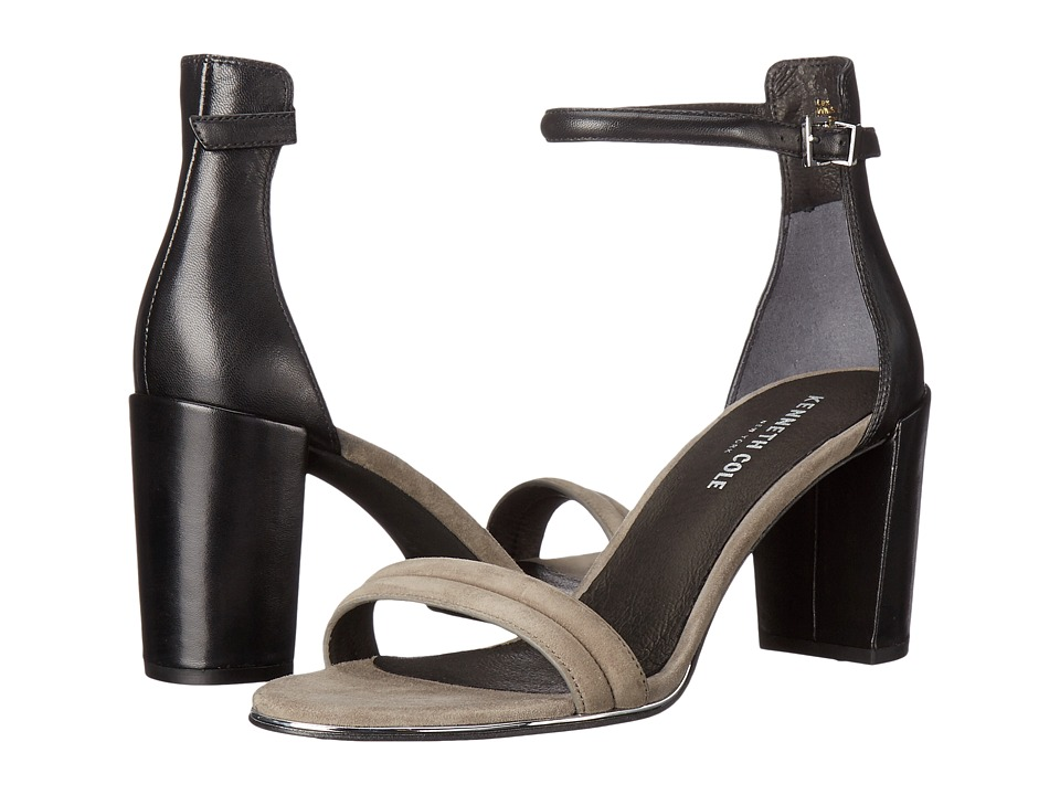 Kenneth Cole New York - Lex (Elephant/Black) Women's Shoes