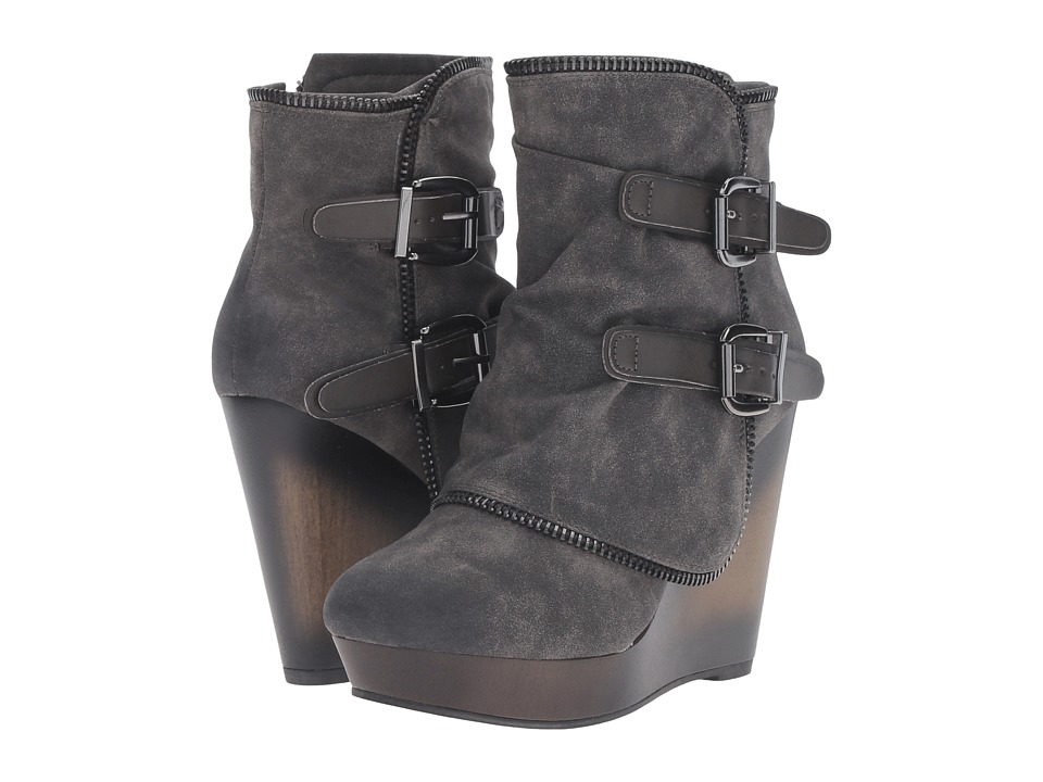 Not Rated - Gemini (Grey) Women's Boots