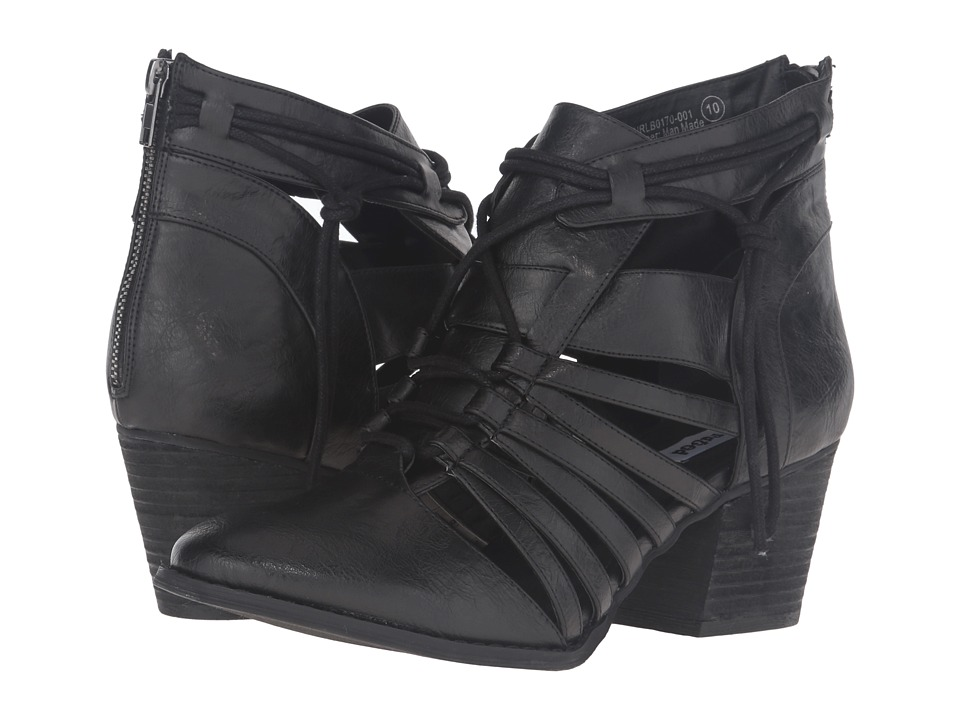 Not Rated - Rusted Roots (Black) Women's Boots