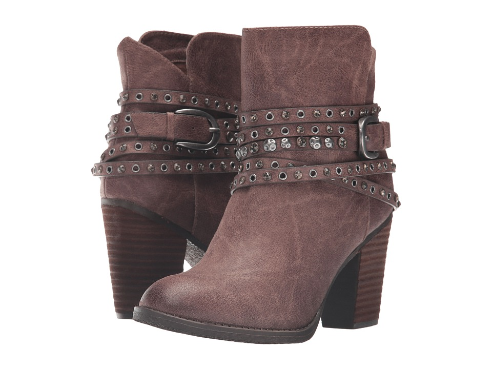 Not Rated - Alpha (Taupe) Women's Boots