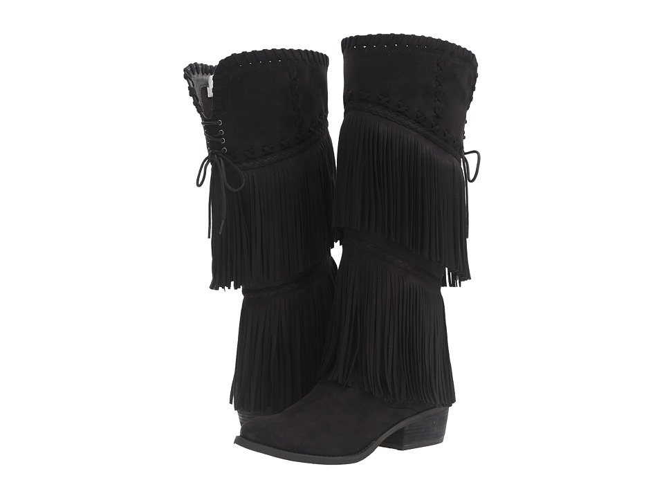 Not Rated - G-Funk (Black) Women's Boots