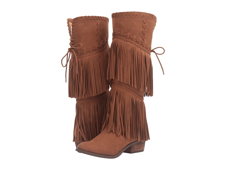 Not Rated - G-Funk (Tan) Women's Boots