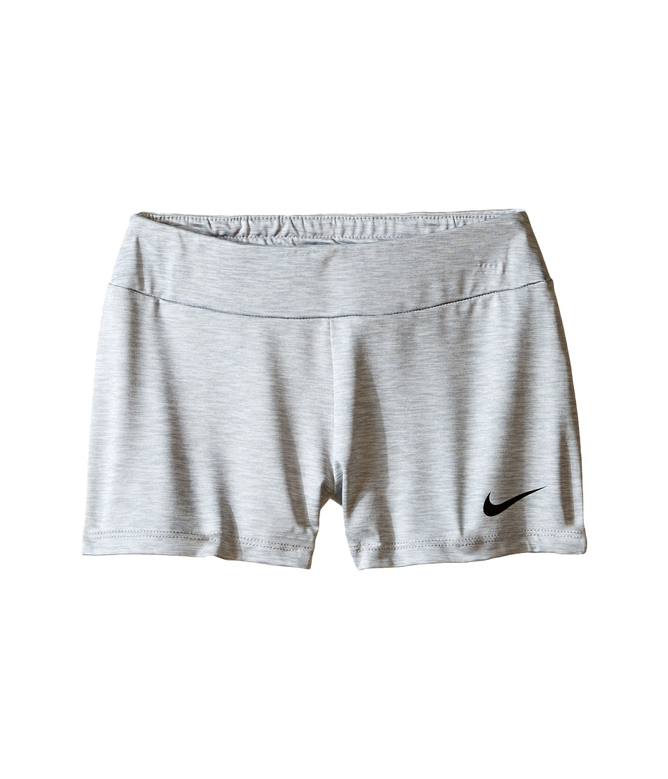 Nike Kids - Dri-FIT Sport Heather Short (Little Kids) (Wolf Grey) Girl's Shorts