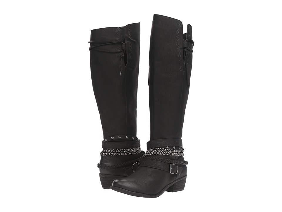 Not Rated - Odessa (Black) Women's Boots