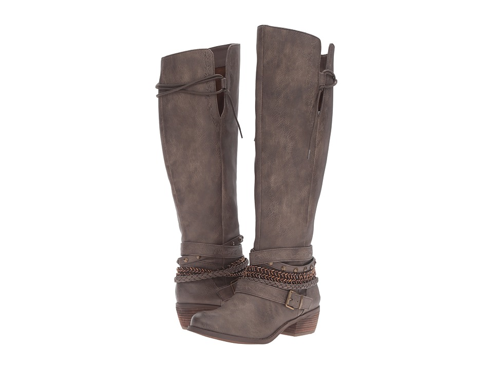 Not Rated - Odessa (Taupe) Women's Boots