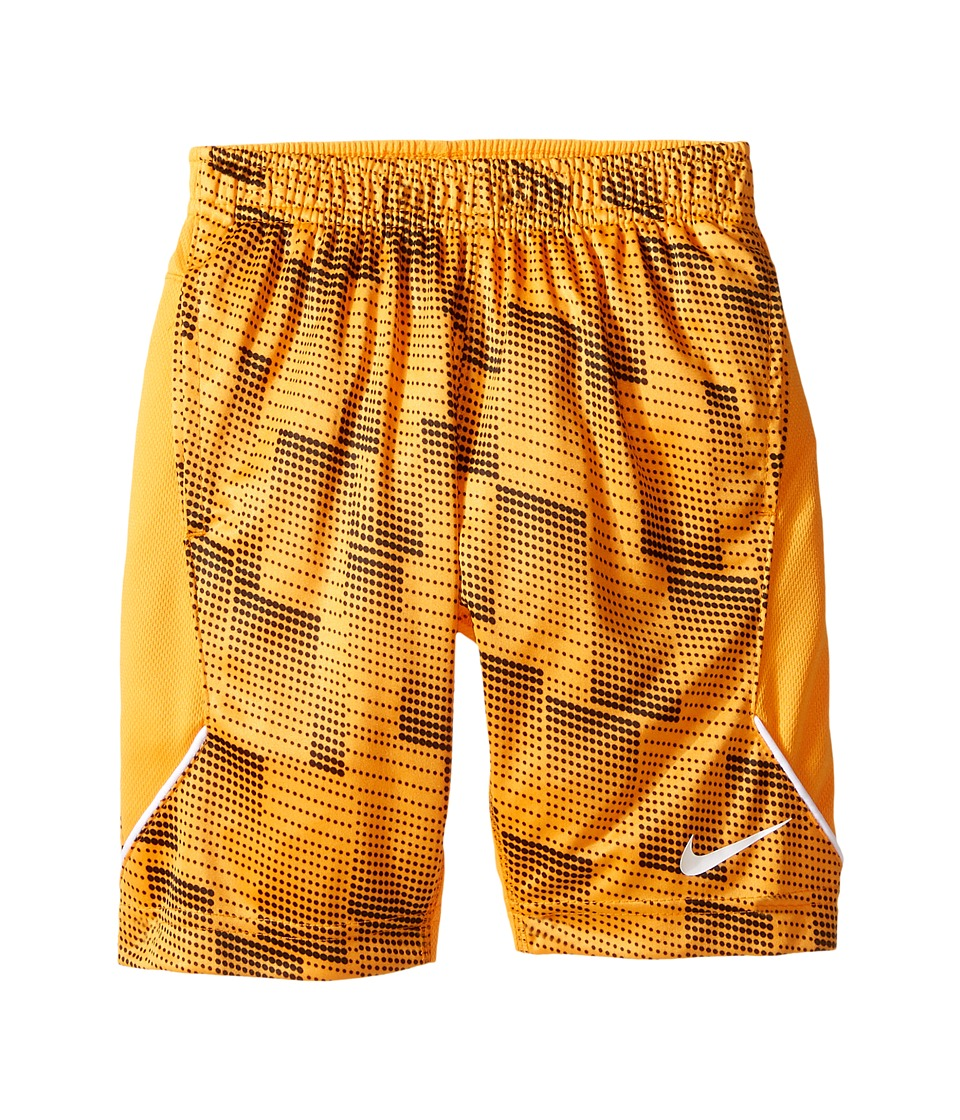 Nike Kids - Legacy Shorts (Toddler) (Vivid Orange) Boy's Shorts