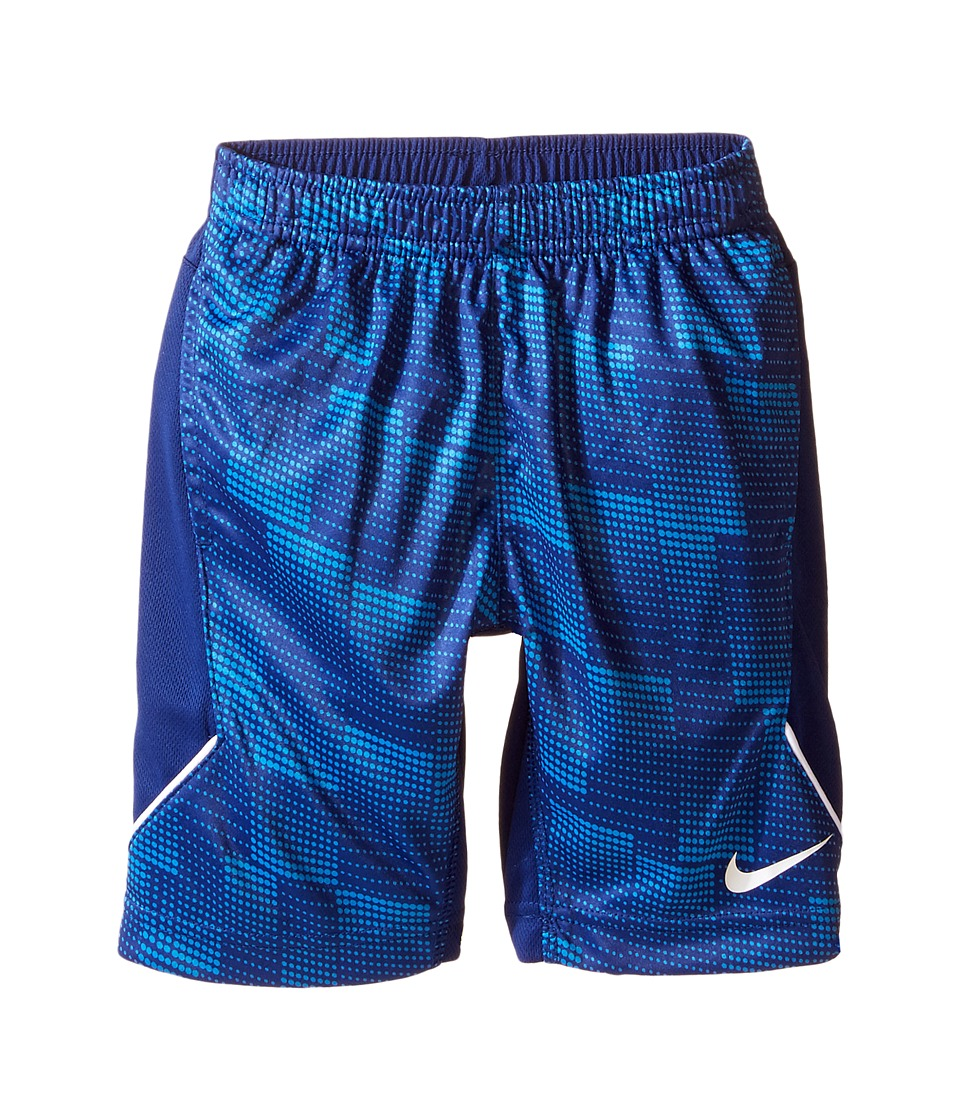Nike Kids - Legacy Shorts (Toddler) (Deep Royal Blue) Boy's Shorts