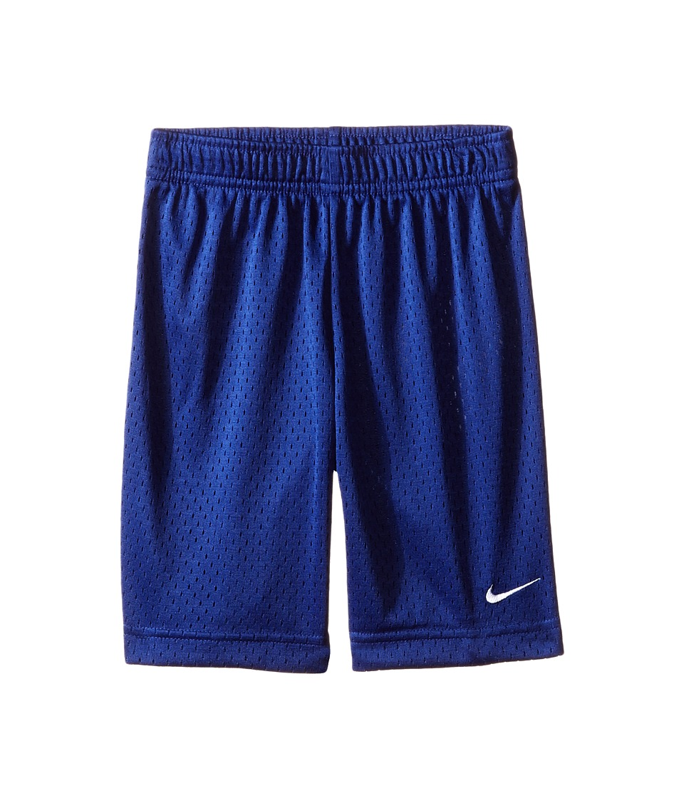 Nike Kids - Dri-FIT Core Mesh Short (Toddler) (Deep Royal Blue) Boy's Shorts