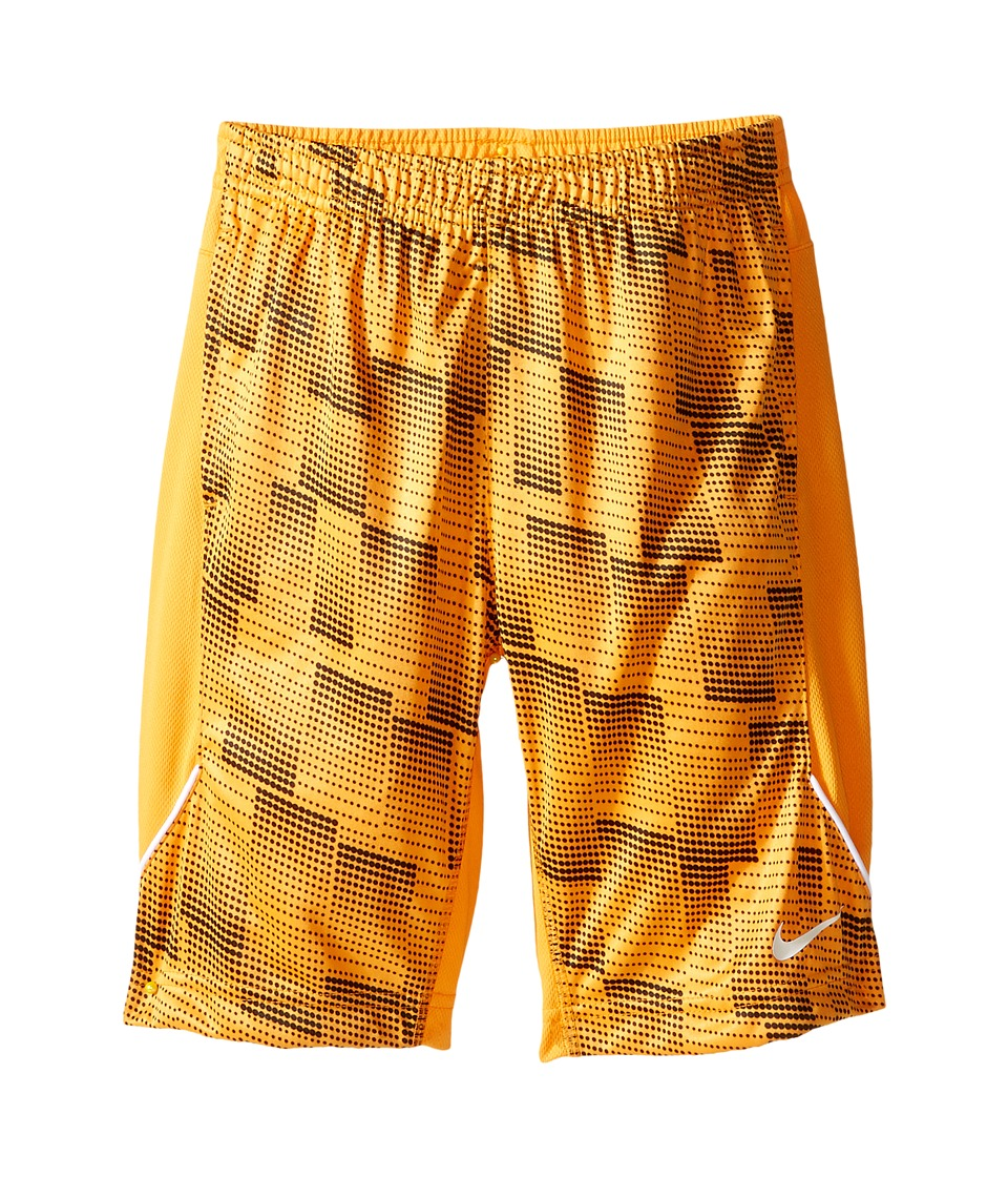 Nike Kids - Legacy Shorts (Little Kids) (Vivid Orange) Boy's Shorts