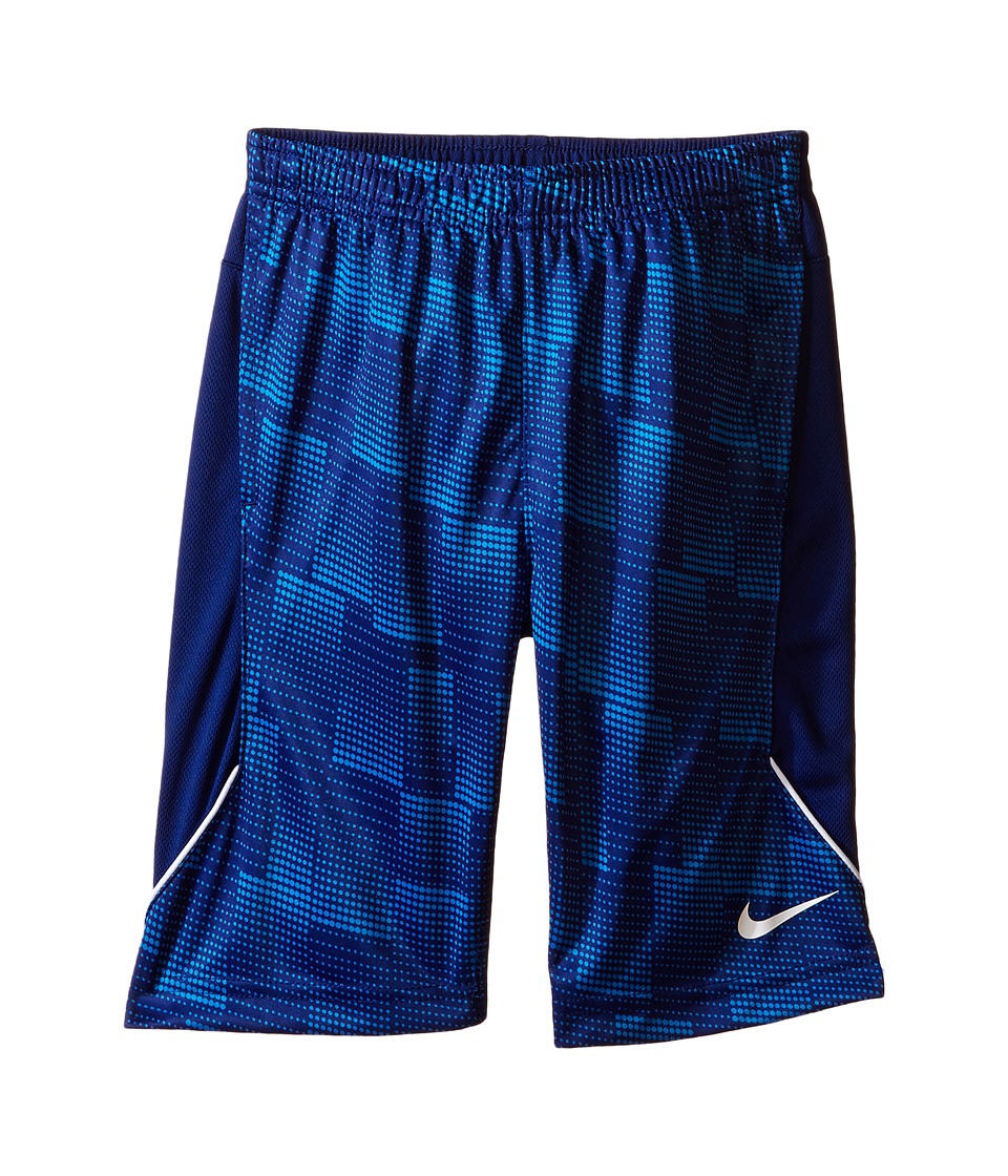 Nike Kids - Legacy Shorts (Little Kids) (Deep Royal Blue) Boy's Shorts
