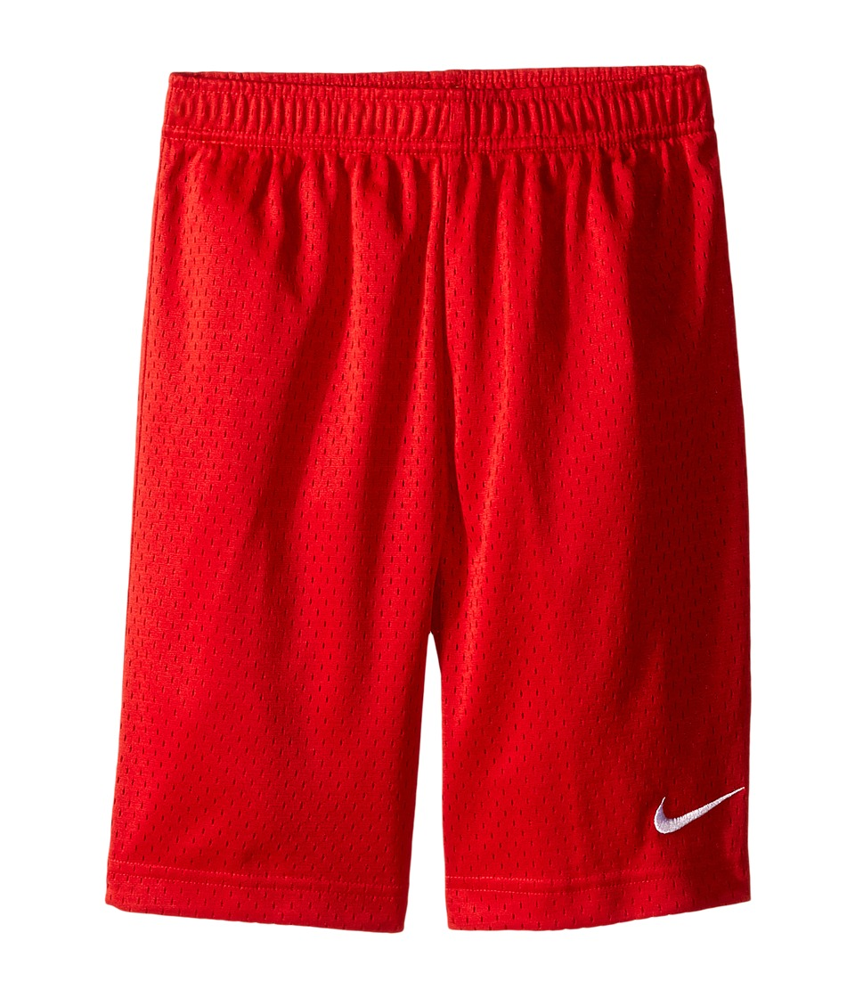 Nike Kids - Dri-FIT Core Mesh Short (Little Kids) (University Red) Boy's Shorts