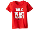 Talk To My Agent Short Sleeve Top