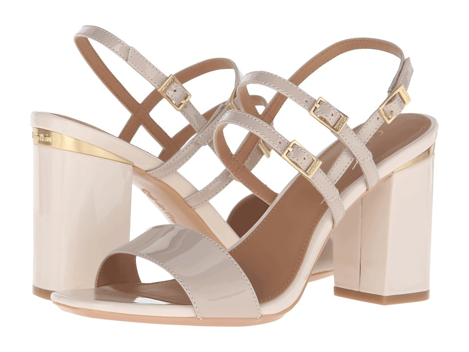 Calvin Klein Caisiey (Cocoon/Ivory Patent) Women