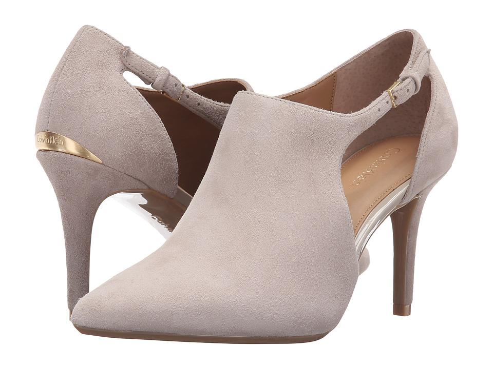 Calvin Klein - Giorgia (Cocoon Suede) Women's Shoes