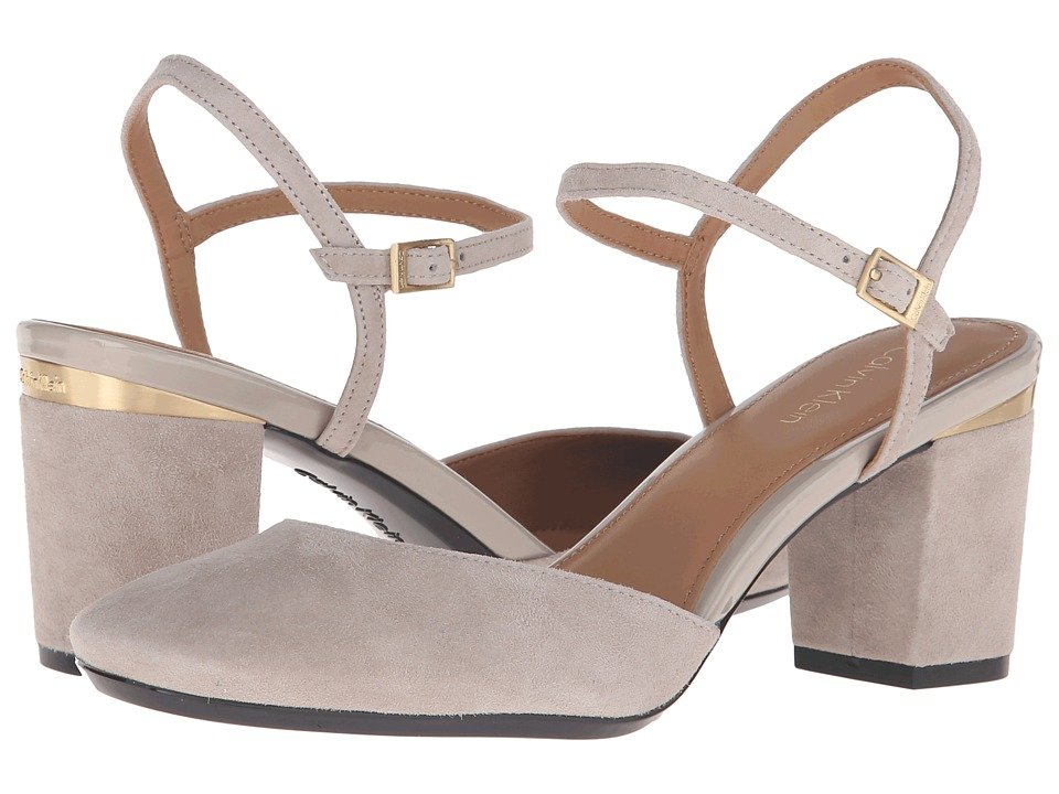 Calvin Klein Ciley (Clay Suede) Women