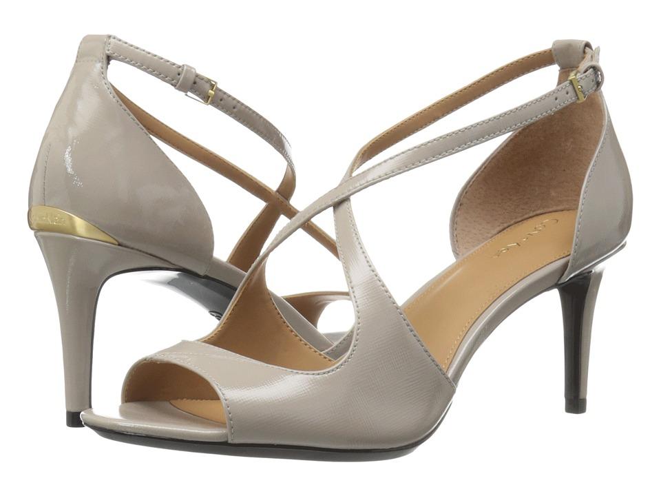 Calvin Klein - Landria (Clay Saffiano) Women's Shoes