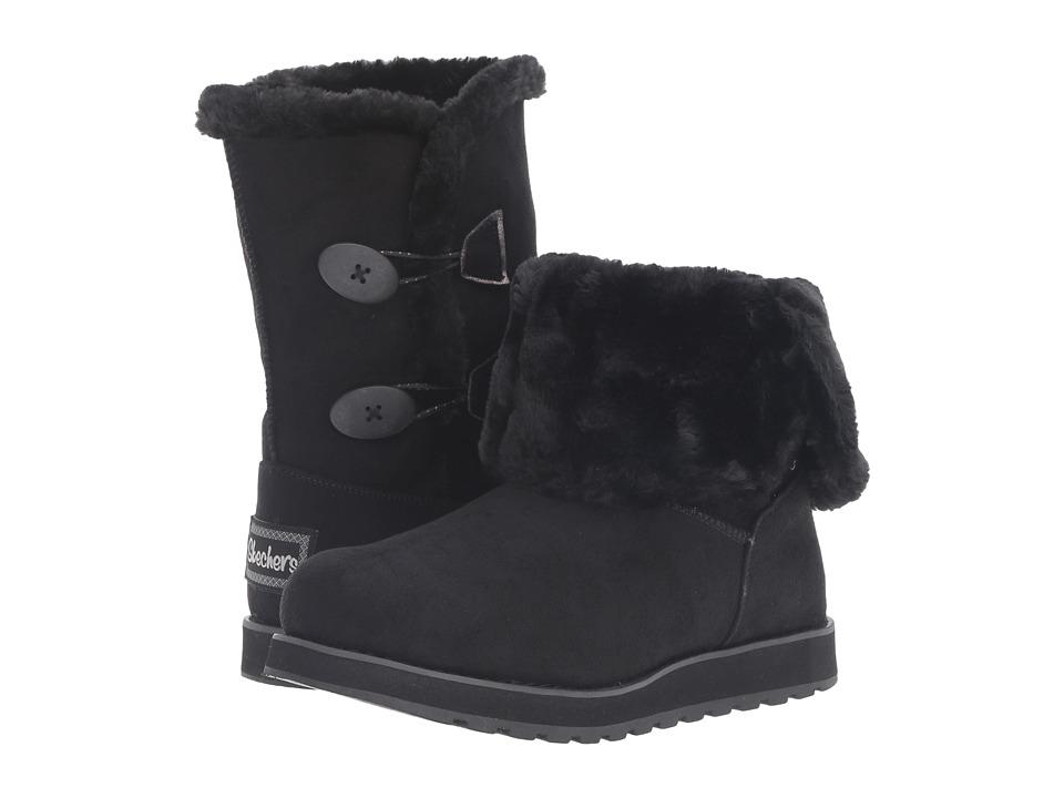 SKECHERS - Keepsakes (Black) Women's Boots