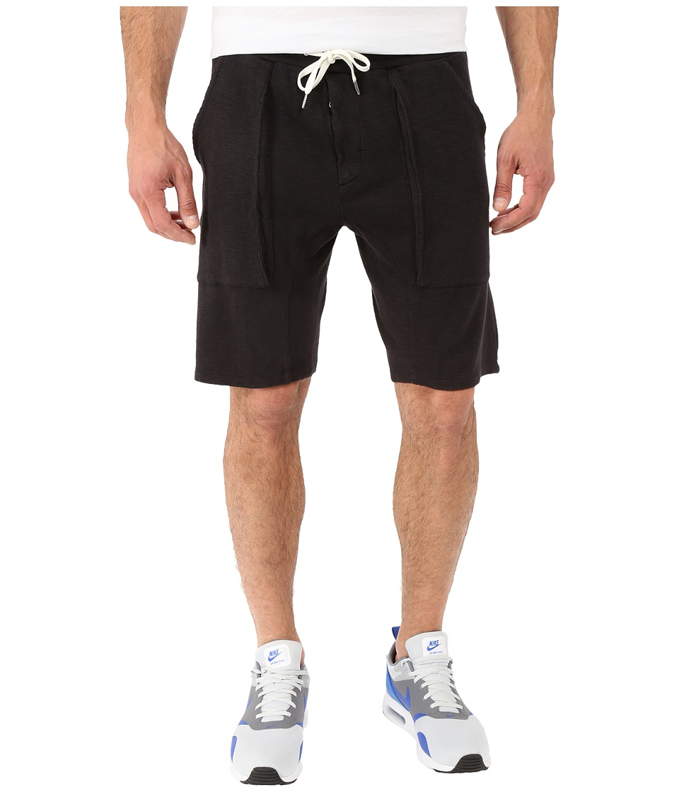 Joe's Jeans - Cohen Jogger Shorts in Jet Black (Jet Black) Men's Shorts