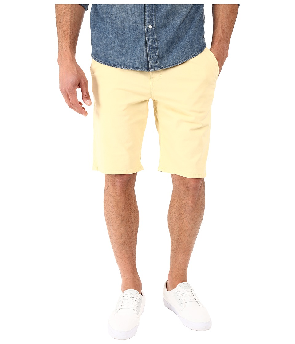 Joe's Jeans - Brixton Trouser Shorts in Pina Colada (Pina Colada) Men's Shorts