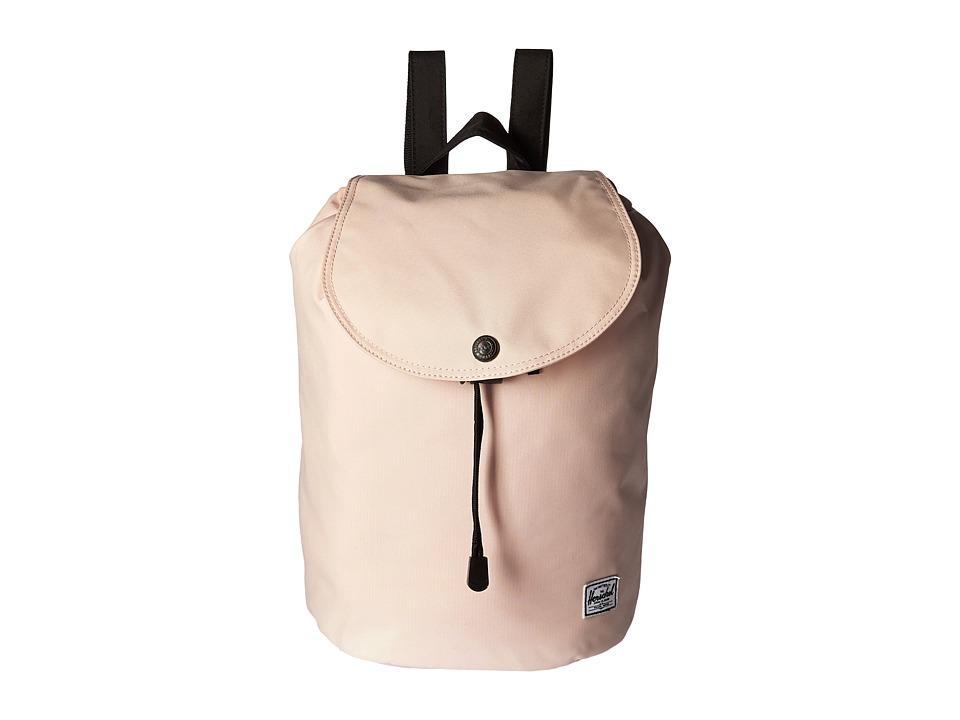 Herschel Supply Co. - Reid (Cr me De Peche/Black) Backpack Bags