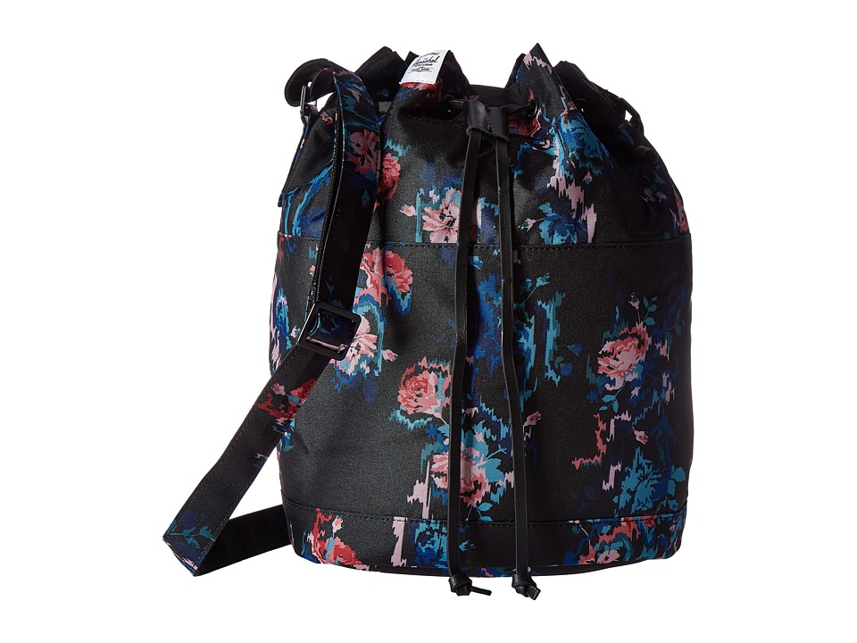 Herschel Supply Co. - Carlow (Floral Blur) Backpack Bags