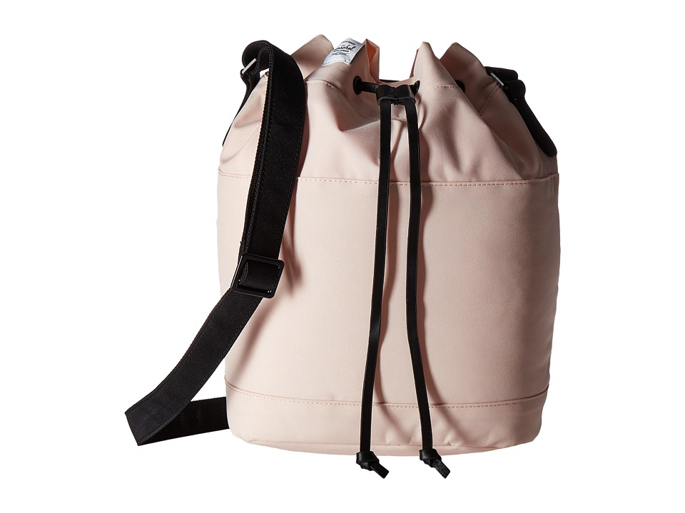 Herschel Supply Co. - Carlow (Cr me De Peche/Black) Backpack Bags