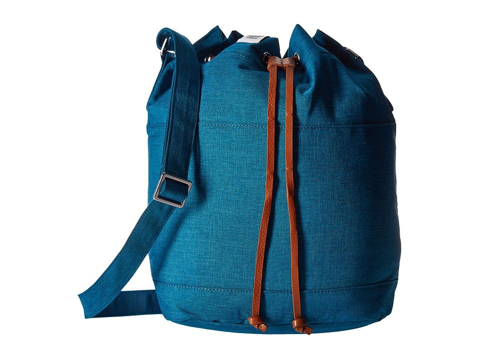 Herschel Supply Co. - Carlow (Petrol Crosshatch) Backpack Bags