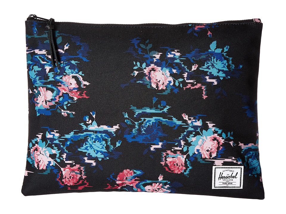 Herschel Supply Co. - Network Xl (Floral Blur) Bags
