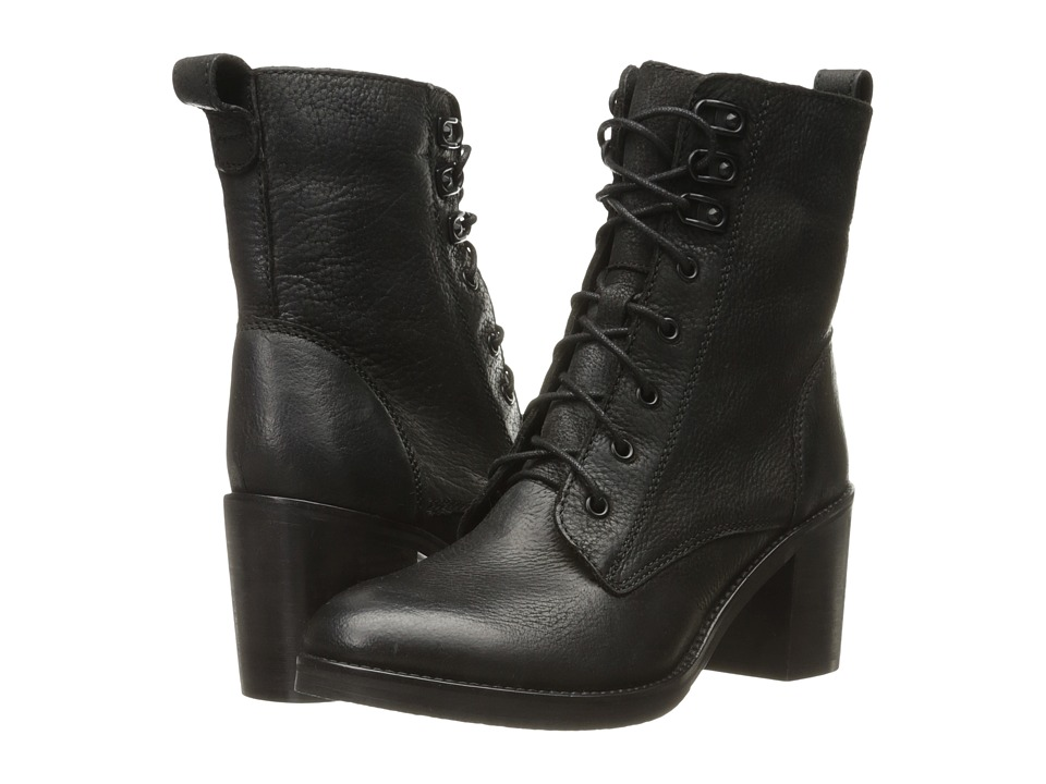 Kenneth Cole Reaction - Jenis Jay (Black Leather) Women's Boots