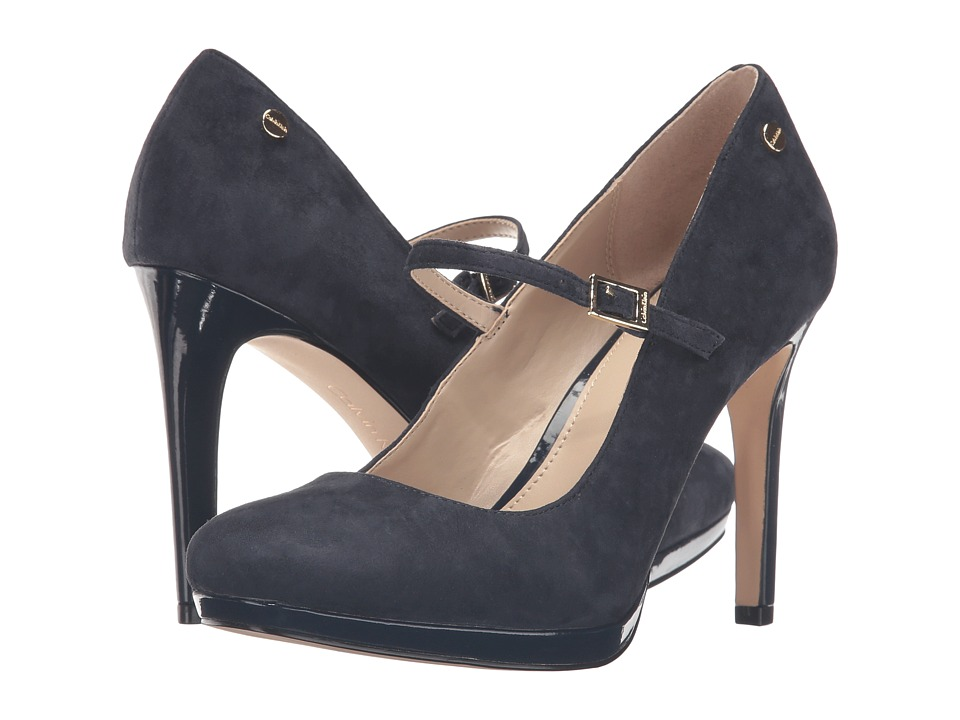 Calvin Klein - Calynda (Deep Navy) Women's Shoes