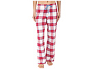 Life is Good - Berry Plaid Classic Sleep Pant