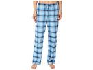 Blue Plaid Classic Sleep Pant