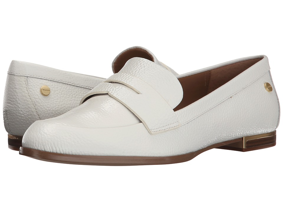 Calvin Klein - Celia (Platinum White) Women's Shoes