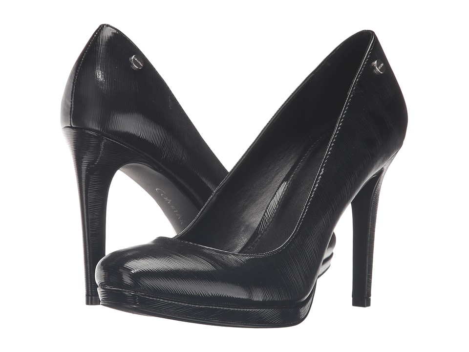 Calvin Klein - Corryne (Black) Women's Shoes