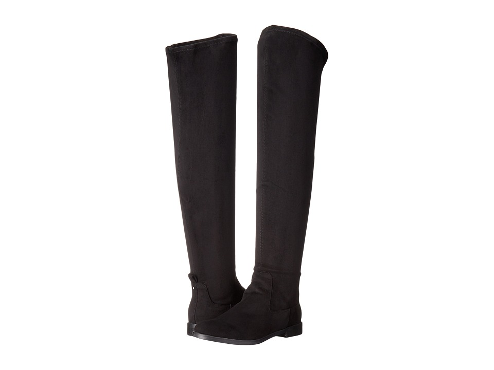 Kenneth Cole Reaction - Wind-Y (Black Microsuede) Women's Boots